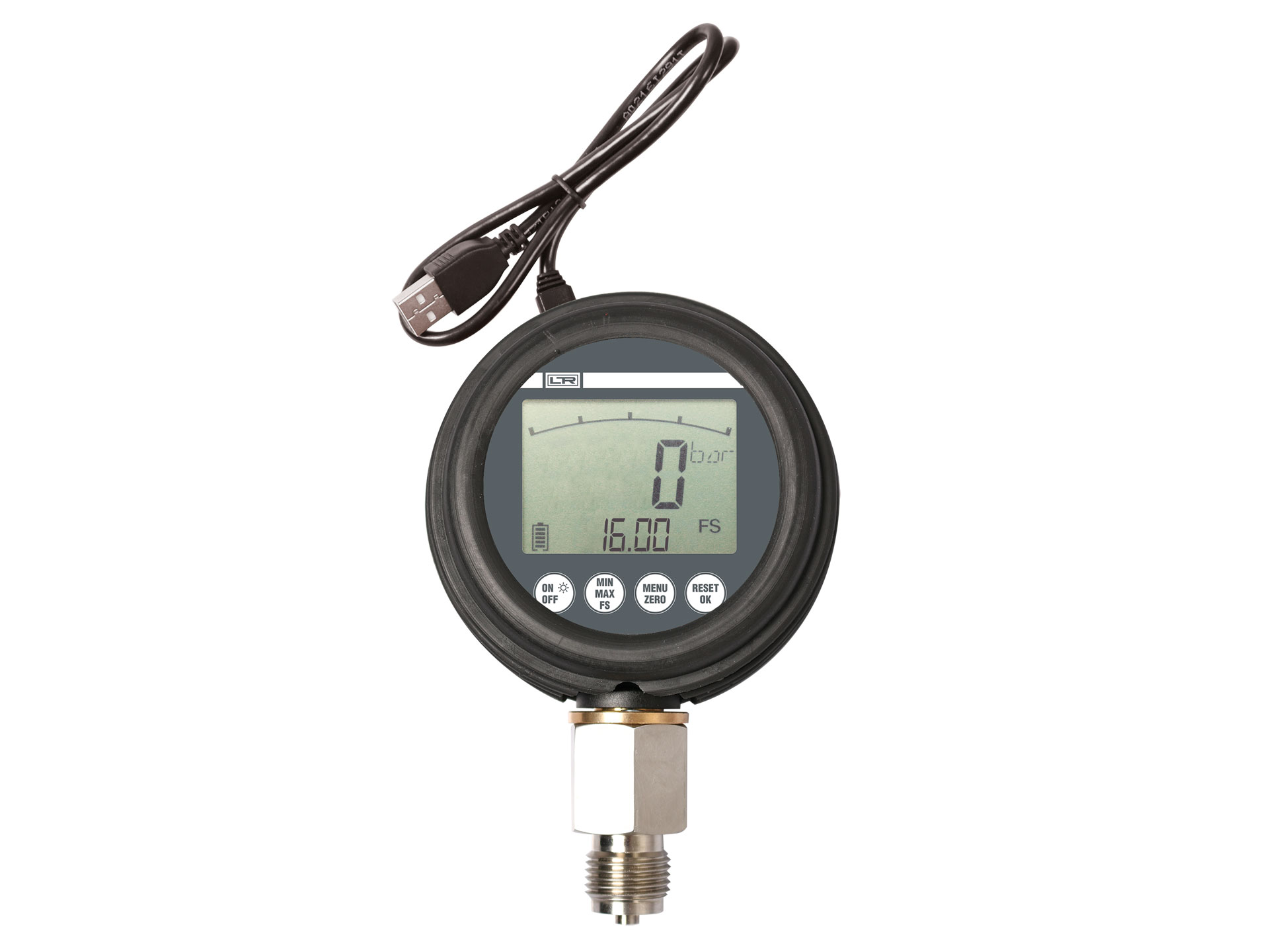 Digital Pressure Measurement_USB_LR Germany